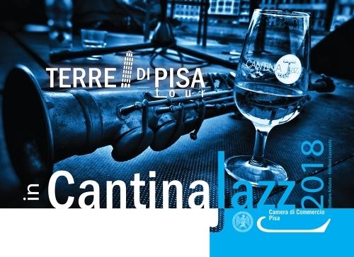 Presentato Terre di Pisa Tour 2018 - inCantina Jazz