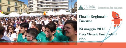 Finale Regionale Toscana Impresa in azione 2018