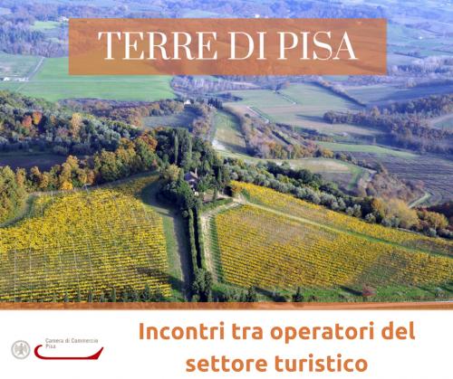 """Workshop """"Conoscersi per costruire l'offerta nelle Terre di Pisa"""""""