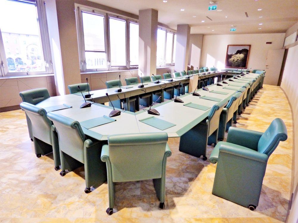 Sala Alfredo Gentili-25 posti