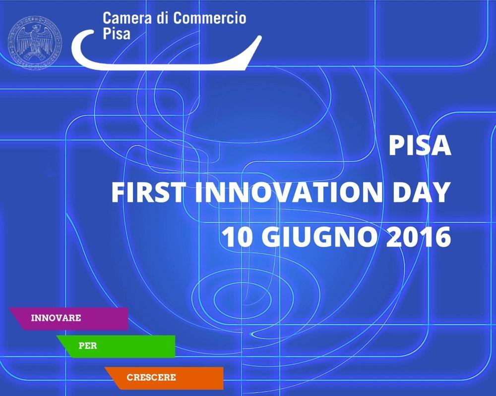 First Innovation Day Pisa