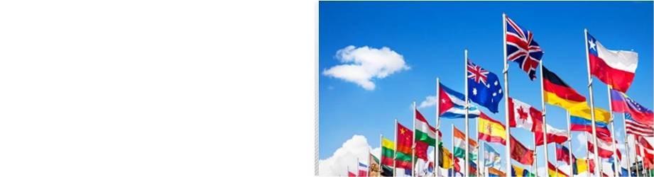Servizi internazionalizzazione